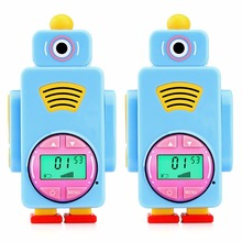 2pcs Mini Walkie Talkie Kids Radio Retevis RT36 License-free 0.5W Rechargeable Two Way Radio Walkie-talkie Children Gift A9125