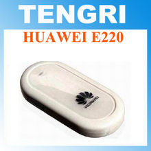 Original Unlocked HUAWEI E220 7.2Mbps 3G USB dongle HSDPA USB STICK support Android system(China)