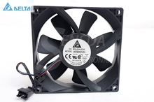 Wholesale Delta Electronics AFB0912H -AF00 9025 9225 90mm 9cm DC 12V 0.30A 3-pin 3-wire server axial cooling fan(China)