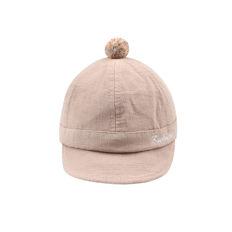 Casual Cotton Baby Caps Infant Toddler Baby Baseball Caps Fashion Boys Sun Caps Cute Girls Hat Autumn 6-24M Baby Boys Clothing (12)