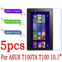 "For Asus Transformer Book T100 T100TA 10.1"" Tablet Protective Film Clear Soft Nano Screen Protector (Not Tempered Glass)(China)"