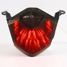 KT Motorcycle Tail Light Brake Light for Kawasaki ZX-6R 2009-2012 Turn Signal Tail Light ,Motorcycle Accessories(China)