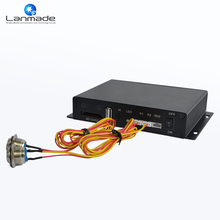 Lanmade 2 pcs buttons HD HDMI/VGA/CVBS output Video player for exhibition(China)