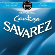 Savarez Classic Guitar Strings Bass Boost Strings For Guitar 510CJ 510CR Cantiga 6 Strings Guitar Nylon High Tension One Set(China)
