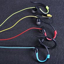 Bluetooth Sport Headset Earphone for iPhone 4S 5 5S 6 plus 7 HTC Samsung S6 S5 S4 Note3 Stereo   Music Headphones with Mic