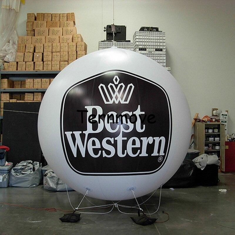 custom Giant promotion ground balloon1
