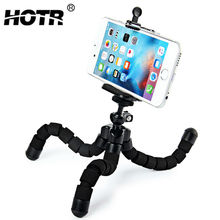 Flexible Octopus Digital Camera Tripod Holder Universal for Gopro Mount Bracket Stand Display Support For Cell Phone Accessories