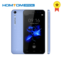 HOMTOM HT16 pro 5.0 Inch HD Screen Android 6.0 MTK6737 Quad Core Smartphone 3000mAh Cell Phone 2GB RAM 16GB ROM 4G Mobile Phone