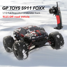 Buy VICIVIYA RC Car 9115 2.4G 1:12 Scale Supersonic Monster Truck Rock Crawler Car Off-Road Vehicle Cross-country Climbing Car ^ for $67.08 in AliExpress store