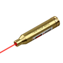 VERY100 7mm REM MAG Bore Sight Cartridge Red Laser Pointer Boresighter Hunting(China)