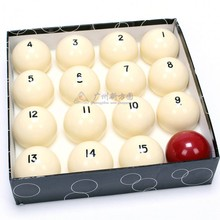 1 pcs Russian Billiards ball 68 mm Pool game CUE balls for billiards Taiwan Quality