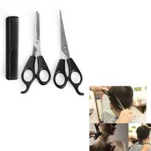 Good Quality Professional Hair Scissors set,cutting & thinning scissors Hairdressing Shears Barber tool(China)