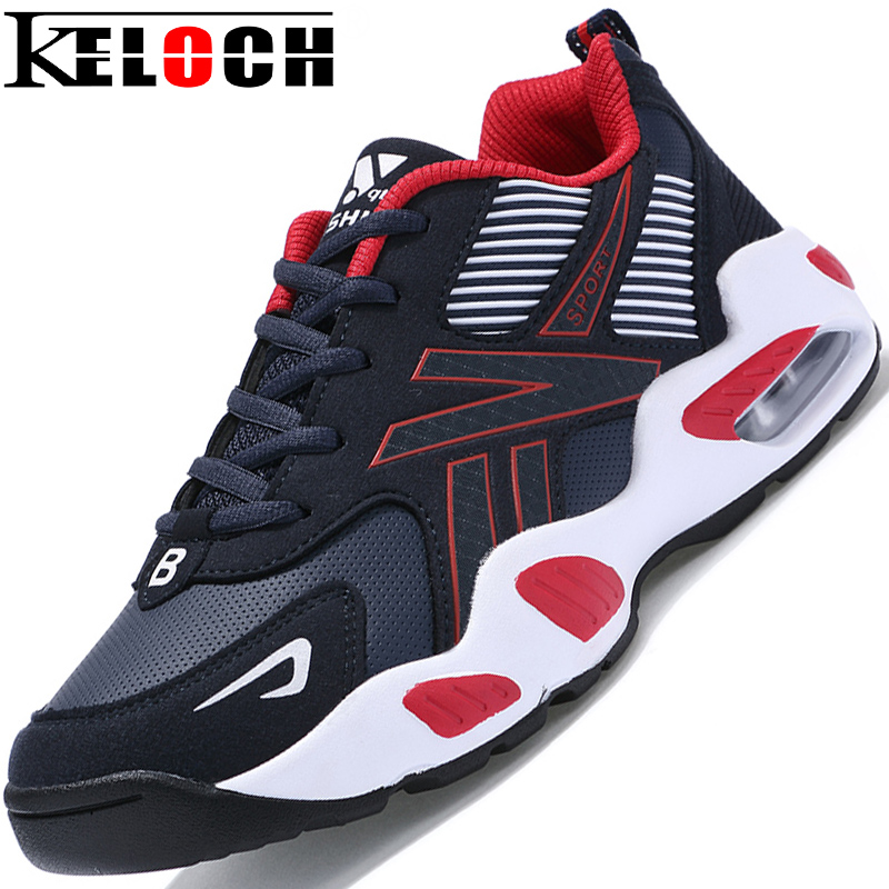 Keloch 2017 New Arrival Men Running Shoes Lace-Up Lifestyle Sport Shoes Men Sneakers<br><br>Aliexpress