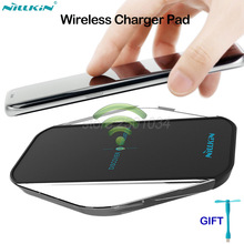Nillkin Original Qi Wireless Charger Charging Pad For Samsung Galaxy S8 Plus S6 S7 Edge Phone Charger for iPhone 6 6s 7 Plus