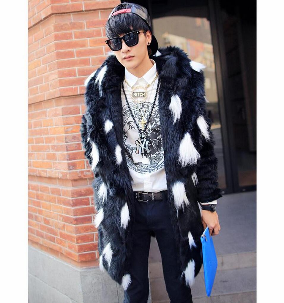 Compare Prices on White Fur Coat Man- Online Shopping/Buy Low ...