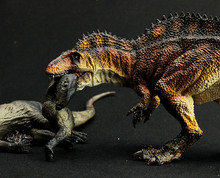 Spinosaurus Dinosaur Toys Action Figure Animal Model Collection Learning & Educational Children Toy Gifts Model Decoration(China)