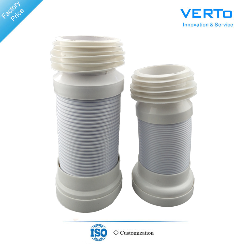 Toilet Accessories Universal Connection Wall/ Side Exhaust Pipe Organ Sewage Horizontal Stretch WC Bathroom Fittings VT107-1<br><br>Aliexpress