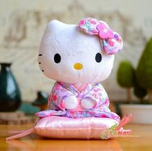 The New  Kimono KT Cat  Genuine  Hello Kitty Doll  Plush Toys  Gift Toy For Girls