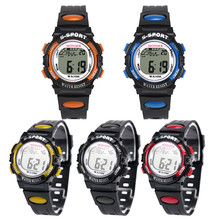 HONHX Men Watches LED Digital men's watch Date Alarm Waterproof Sports Army Watch Hot Clock men saat electronic watch