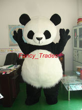 Professional Panda Bear Mascot Fancy Dress Costume Adult Size EPE Suit