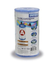 INTEX Original Household Family Swimming Pool Filtration Pool Filter Cartridge Replacement 2pcs Type A(China)