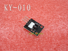 Smart Electronics 5x . KY-010 Broken Light Blocking Photo Interrupter Sensor Module PIC DIY Starter Kit KY010(China)