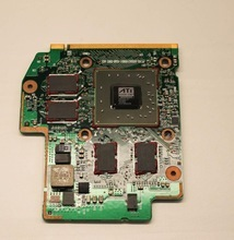 Notebook graphics card for Toshiba A300 series V000121530 ATI Mobility Radeon HD 3650 256M