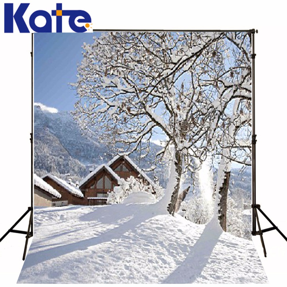 New Arrival Background Fundo Ice And Snow Trees 600Cm*300Cm Width Backgrounds Lk 2358<br>