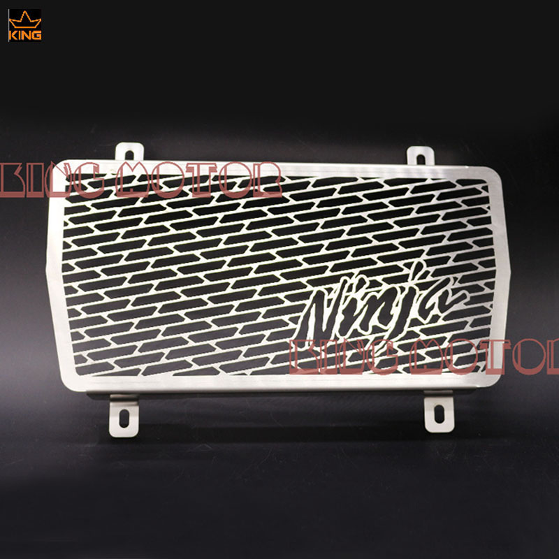 NEW For KAWASAKI NINJA 250 300 2013-2015 Motorcycle accessories Radiator Grille Guard Cover Protector<br>