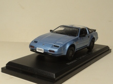 ixo 1:43 Nissan Fairlady Z 300ZR 1986 Diecast car model(China)