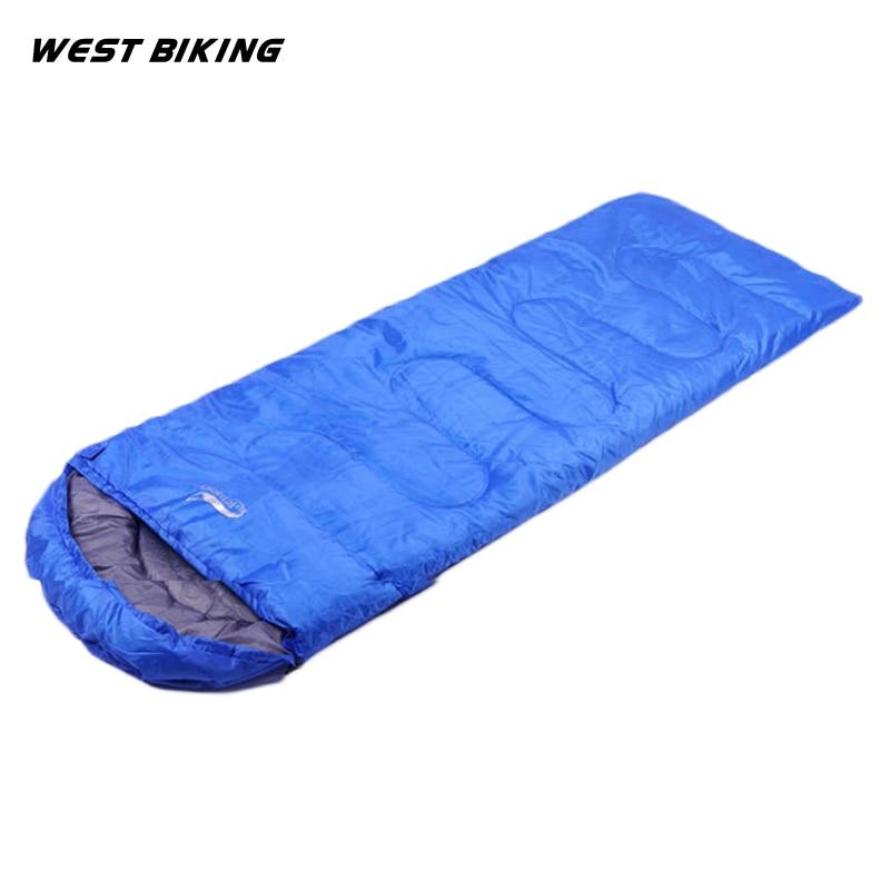WEST BIKING 1KG 70*220CM Outdoor Mountainning Camping Ultralight Sleeping Bag Camping Mountain Cycling Sleeping Bag<br><br>Aliexpress
