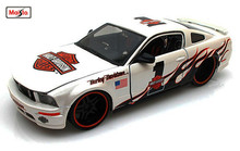 Maisto 1:24 Harley 2006 Ford Mustang GT Diecast Car Model Toy New In Box Free Shipping