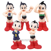 Astro Boy Figure Toy Anime Cartoon Astroboy PVC Action Figure Collectible Model Toy Doll Children Gifts 8 Types