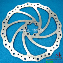 Disc Brake Rotor for MTB Bike, 203mm size, 8 inches DH rotor, with 6 bolts.  1 PCS per ORD, made in Giant Factory, Auto ship fee
