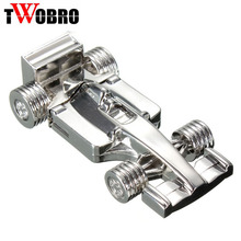TWOBRO Racing Car Model Metal Pen drive 4GB 8GB 16GB 32GB Pendrive USB Flash Drive U Disk Flash Memroy Stick Cool Gifts For PC