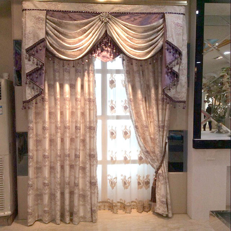 Tende Classiche Per Salone. Amazing Tende Classiche Di Tulle Tende ...