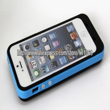 20pcs/lot.DHL/EMS Free.2500mah Juice Backup Battery Charger Case for iPhone5 5S Battery Case Compatible IOS 7 Free Epack