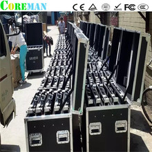 led video wall/soft flexible led curtain p5p16 outdoor full color led display p5 led video screen cabinet xxx com xxxx(China)