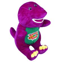 "Singing Friends Barney 12"" I LOVE YOU Plush Doll Toy Gift For Kids Child Girls"