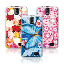 Buy Floral Soft TPU Silicon Painted Flower Phone Case Lenovo A328 A328T Case Cover Lenovo A328+Free Stylus Pen for $1.35 in AliExpress store