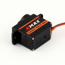 New EMAX ES08MAII Mini Size Metal Gear Analog Servo ES08MA II  for RC Motor
