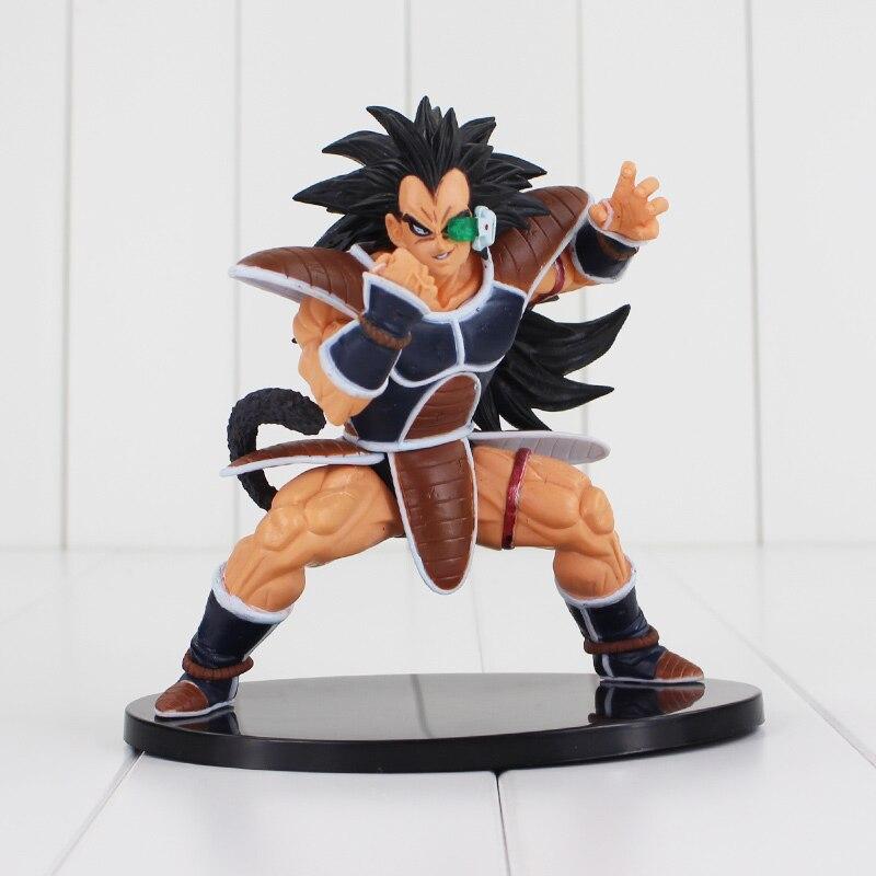 "DragonBall Dragon Ball SCultures BIG Raditz 15cm//6/"" PVC Figure With Box"