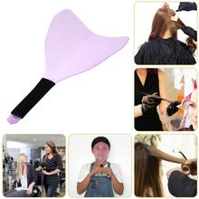 Hairdressing Haircut Face Mask Shield Cover Hair Cutting Dyeing Professional Salon Hairdresser Styling Face Protector Mask Tools(China)