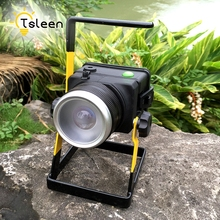 TSLEEN Promotion! 1PC 30W LED Spotlight 220V Refletor Rechargeable LED Flood Light IP65 Waterproof LED Outdoor Lighting 110V(China)