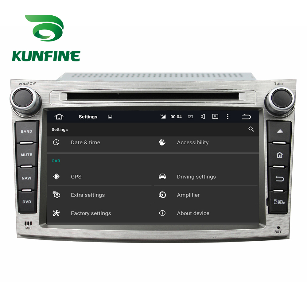 Android Car DVD GPS Navigation Multimedia Player Car Stereo For SUBARU LEGACY OUTBACK (4)