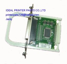 Prideal 2pcs Original refurbished Parallel interface card For WINCOR 4915 Passbook Printer Parallel interface card