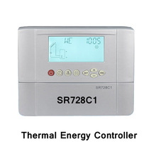 SR728C1 Thermal Energy Controller Solid Fuel Boiler Return Heating Heating Transferring Between Tanks Solar Collector Control(China)