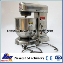 Stainless Steel Electric Stand Mixer,Food Mixer,Dough Mixer Eggs Mixer Kitchen with 7L(China)