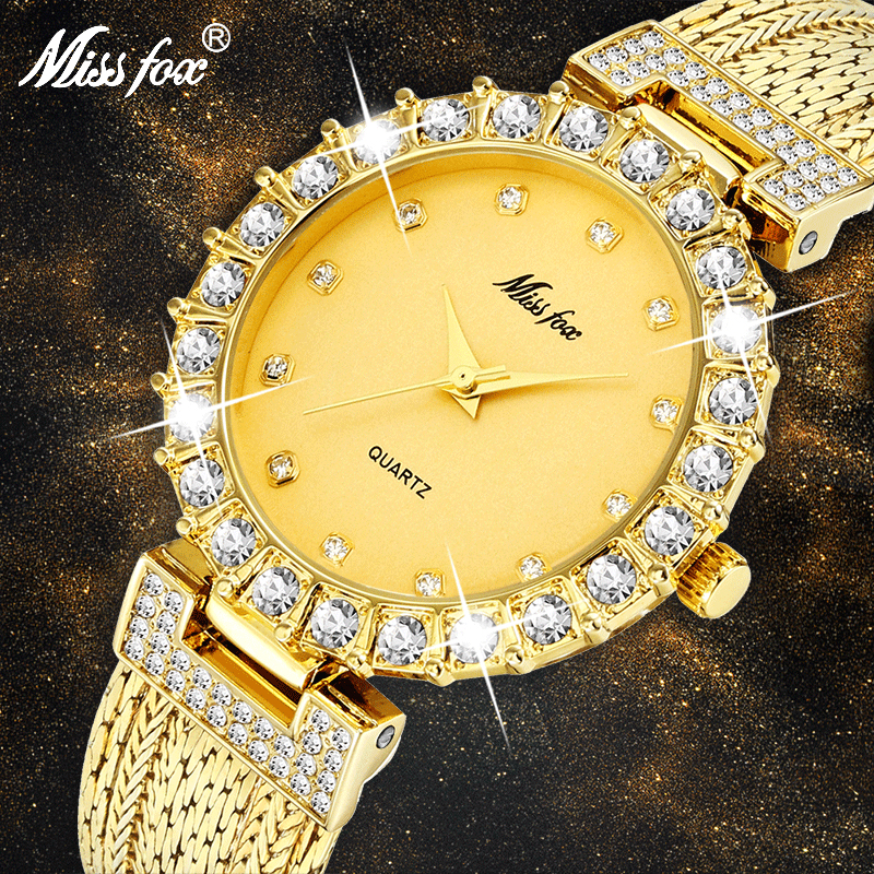 Women Watches Luxury Brand Watch Bracelet Waterproof Dropshipping 2019 Diamond Ladies Wrist Watches For Women Quartz Clock Hours(China)