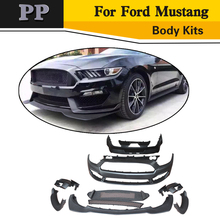PP Unpainted Auto Car Styling Body Kits for Ford Mustang 2015